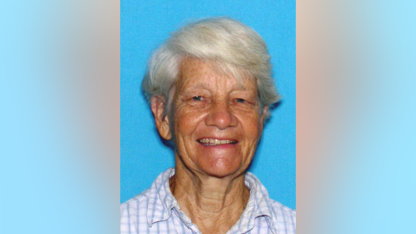Missing elderly woman found safe, Central Florida deputies confirm