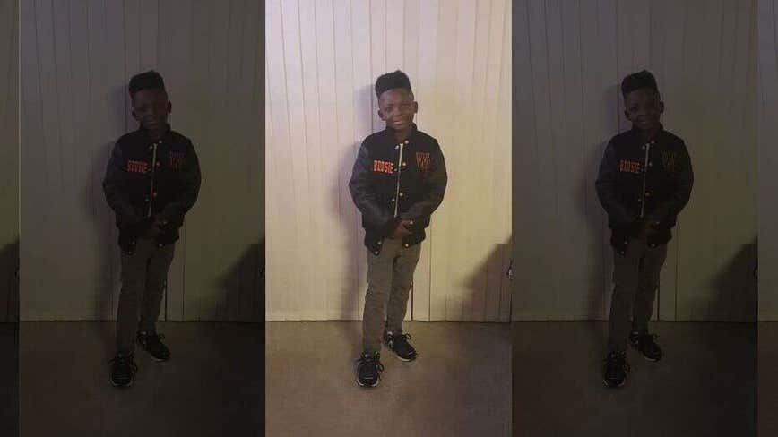 DC police offering $25k for information leading to arrest after 11-year-old's killing