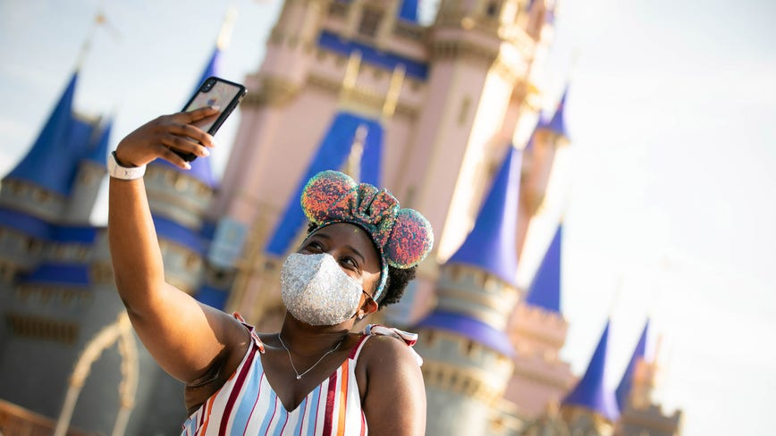 """Disney: 8 in 10 resort guests say safety protocols are """"just right"""""""
