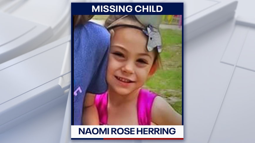 Amber Alert issued for missing 5-year-old in north Florida