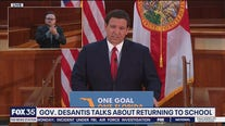 DeSantis says students will return to classroom safely