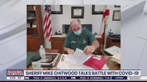 Volusia County Sheriff Mike Chitwood talks about his battle with coronavirus
