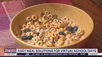 Easy meal solutions for virtual school days