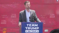 President Trump bus tour kicks off in Central Florida