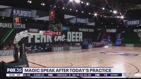 NBA to resume playoffs on Saturday