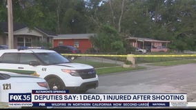 1 dead, 1 injured in Altamonte Springs shooting