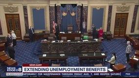 Congress debates extending unemployment benefits