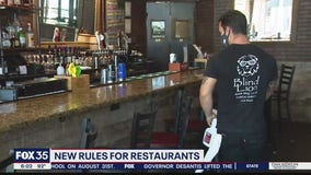 New rules for screening restaurant workers