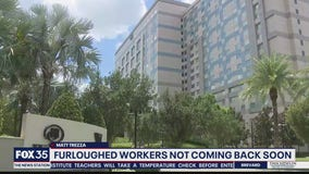 Furloughed hotel workers not coming back soon