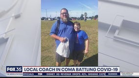 Apopka baseball coach battling COVID-19