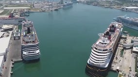 Port Canaveral officials discuss COVID-19 losses, the future of the Port and cruising