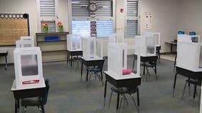 Seminole County Schools give inside look at classroom ahead of first day of in-person instruction