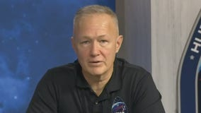 NASA astronauts discuss historic manned SpaceX mission