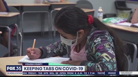 Volusia County students go back to the classroom