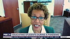 OCPS Superintendent Barbara Jenkins on educating during a pandemic