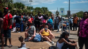 Hurricane Laura forces hundreds of thousands to evacuate Gulf Coast