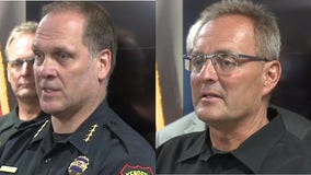 ACLU calls for 'immediate resignation' of Kenosha police chief, sheriff after Blake shooting