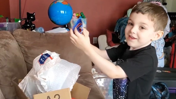 Video: 5-year-old impresses with encyclopedic knowledge of national flags