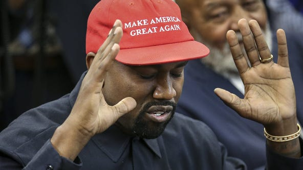 Republicans aiding Kanye West's bid to get on ballot in several states ahead of 2020 election