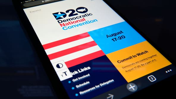 Democrats tested in first party convention of the COVID-19 pandemic era