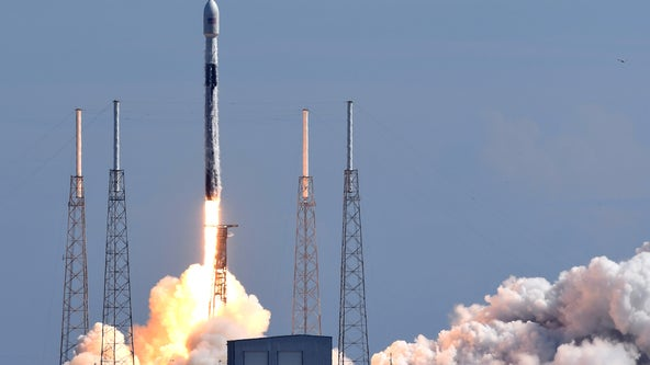 SpaceX successfully launches Falcon 9 rocket with satellites aboard