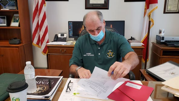 Volusia County Sheriff Mike Chitwood recovers from COVID-19 and is out of quarantine