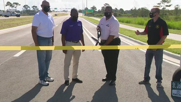 Bridge to Nowhere: Palm Bay parkway opens Tuesday after years of delays, massive funding
