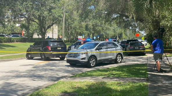 Former officer in custody after threatening suicide, barricading self in car at DeLand hospital, deputies say
