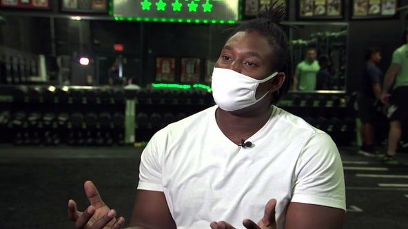 'Fragile time:' Former Buccaneer Akeem Spence calls for NFL to cancel season amid pandemic