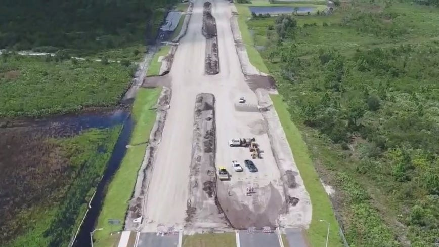 Ramp to Nowhere: Palm Bay ramp to open Tuesday after years of delays, massive funding