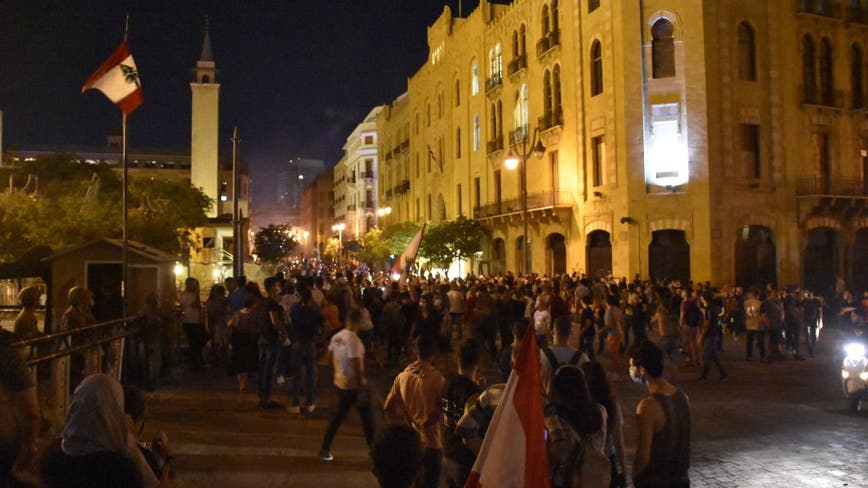World donors demand change before money to rebuild Beirut