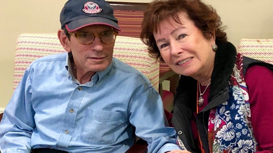 Florida man in nursing home with dementia thought wife had died