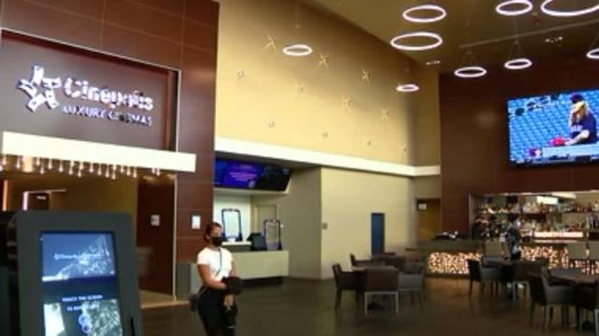Winter Garden movie theater reopens with safety measures during pandemic