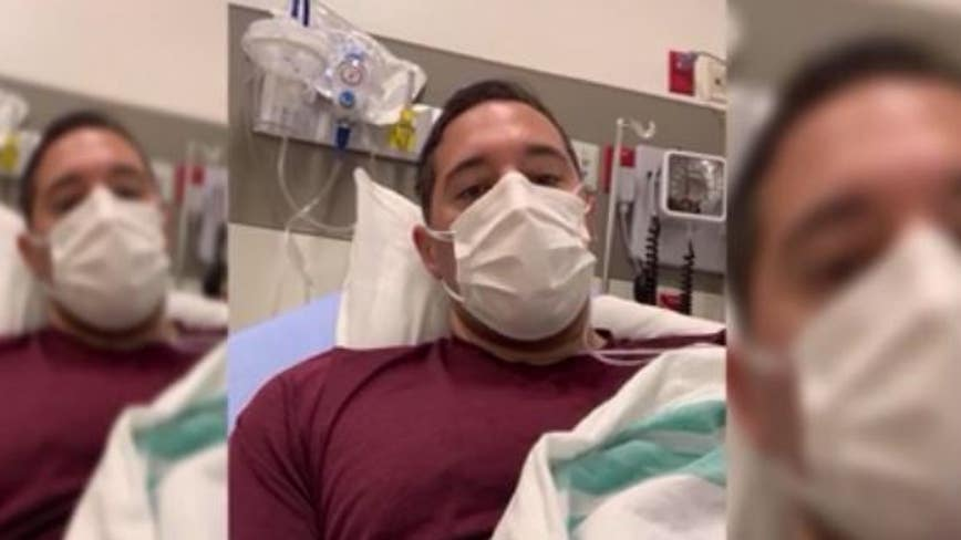 Winter Garden man who recovered from COVID-19 gets $26,000 hospital bill