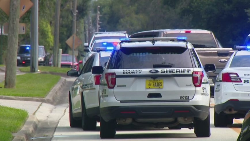 Man who made threatening comments surrounded at DeLand hospital, police say