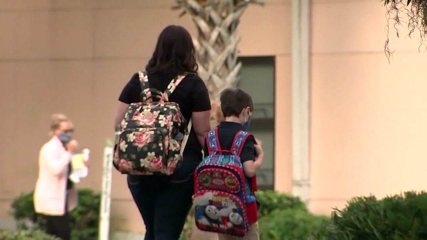'Amazing': Florida Education Commissioner touts reopening of schools