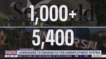 Florida lawmakers demand fix for unemployment system
