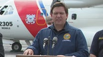 Governor DeSantis gives update on Sally from Pensacola