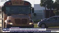 Osceola County schools training bus drivers to spot possible human trafficking victims