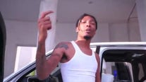 Rising Detroit rap star Jizzle P shot to death in driveway in front of his mother