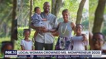 Local woman crowned Ms. Mompreneur 2020
