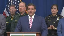 Governor DeSantis proposes law to protect law enforcement