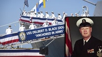 U.S. Navy destroyer named after fallen Florida sailor joins fleet