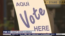 Fight over Latino votes in Florida