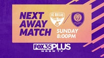 Orlando City travels to FC Dallas on Sunday