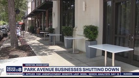 Several Park Avenue businesses shutting down