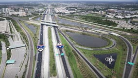New entrance ramp to I-4 at Kirkman Road to open this week