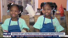 Sisters start Ladybugz Cookie Company