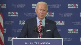 Biden kicks off first trip back to Florida as Democratic presidential nominee, heading to Kissimmee next
