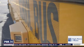 Parents concerned over school bus safety